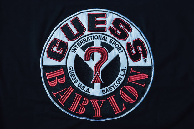 GUESS Sport x Babylon Hockey Jersey - [color] - [sku] - Lust México