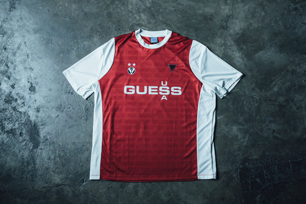GUESS Sport x Guillermo Andrade Soccer Jersey - [color] - [sku] - Lust México