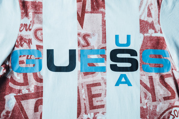 GUESS Sport x Guillermo Andrade Graphic Tee - [color] - [sku] - Lust México
