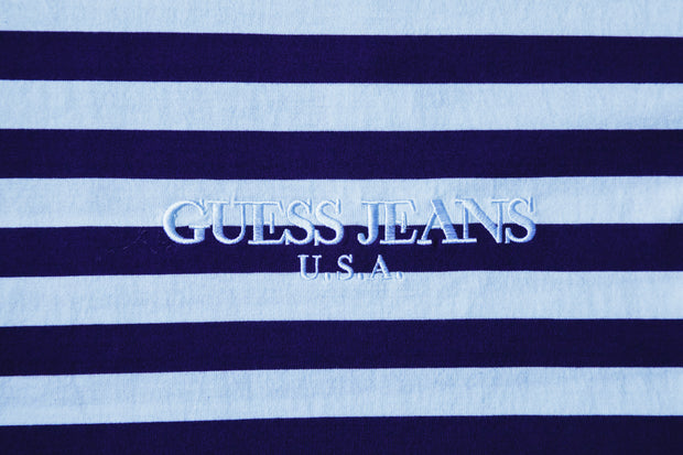 GUESS Sport Striped Tee - [color] - [sku] - Lust México