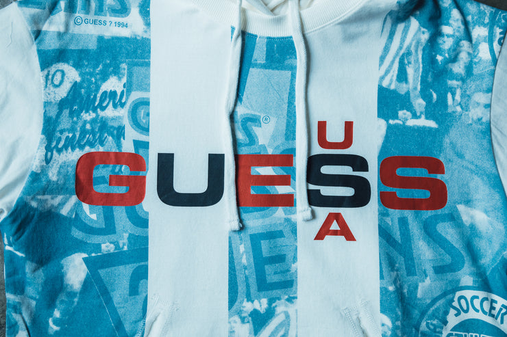 GUESS Sport x Guillermo Andrade Hoodie - [color] - [sku] - Lust México