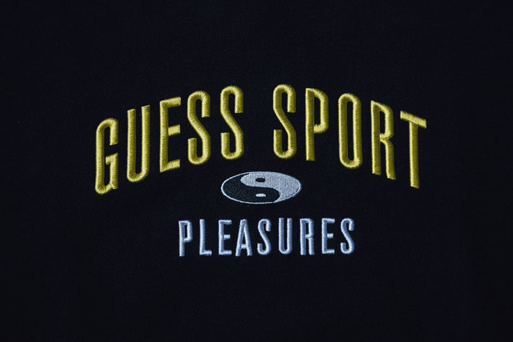 GUESS Sport x Pleasures Embroidered Sweatshirt