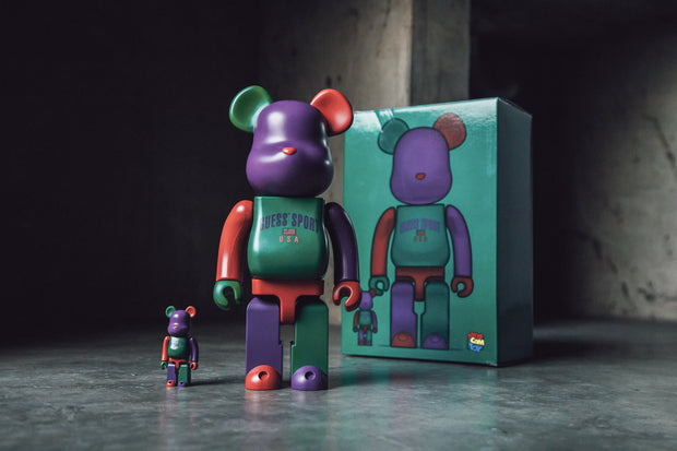 GUESS Sport Be@rbrick - [color] - [sku] - Lust México