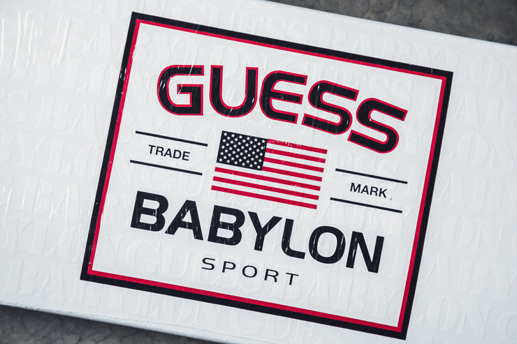 "GUESS Sport x Babylon Skate Deck 8.5"" - [color] - [sku] - Lust México"