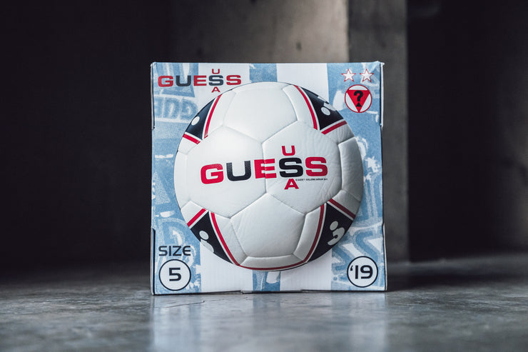 GUESS Sport x Guillermo Andrade Soccer Ball - [color] - [sku] - Lust México
