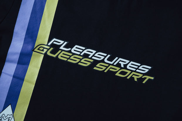 GUESS Sport x Pleasures Racing Striped Tee - [color] - [sku] - Lust México