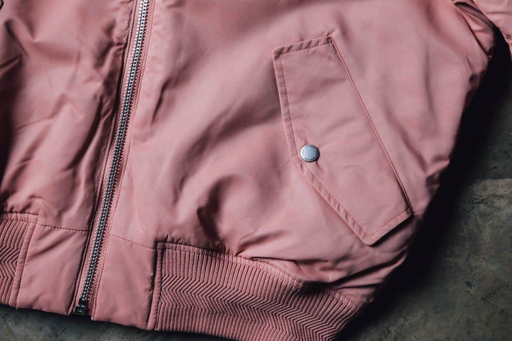 LH Reversible Bomber - [color] - [sku] - Lust México