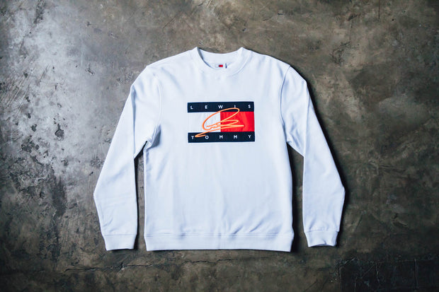 LH Flag Crewneck - [color] - [sku] - Lust México