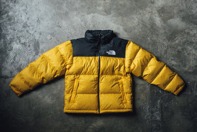 "1996 Retro Nuptse Jacket ""7 Summits"" - [color] - [sku] - Lust México"