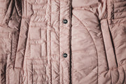 W ABC CITY PARKA MISTY ROSE MISTY ROSE