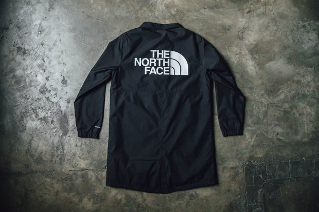 The North Face Wmns  Telegraphic Waterproof Coach's Jacket - [color] - [sku] - Lust México