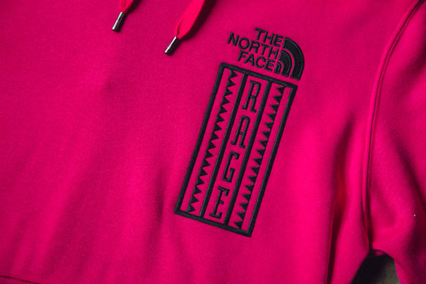 The North Face 1992 Rage Collection Heavyweight Fleece Hoodie - [color] - [sku] - Lust México