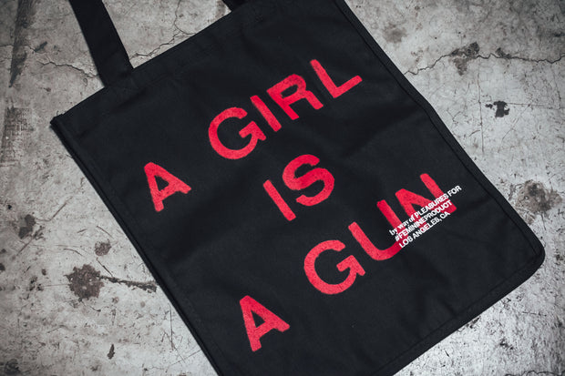Girl is a Gun Tote