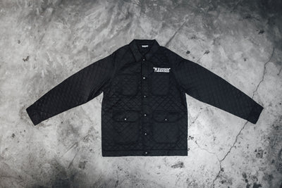 Rodman Jacket Black