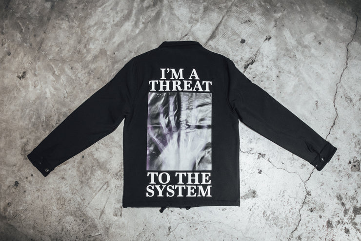 Threat Coaches Jacket