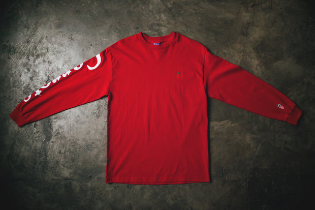 Logo Long Sleeve - [color] - [sku] - Lust México