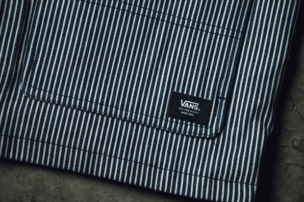 Vans Drill Chore Coat Stripe - [color] - [sku] - Lust México