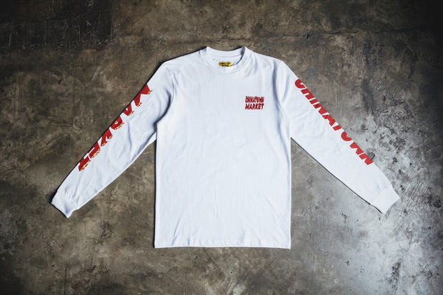 Flames Long Sleeve - [color] - [sku] - Lust México
