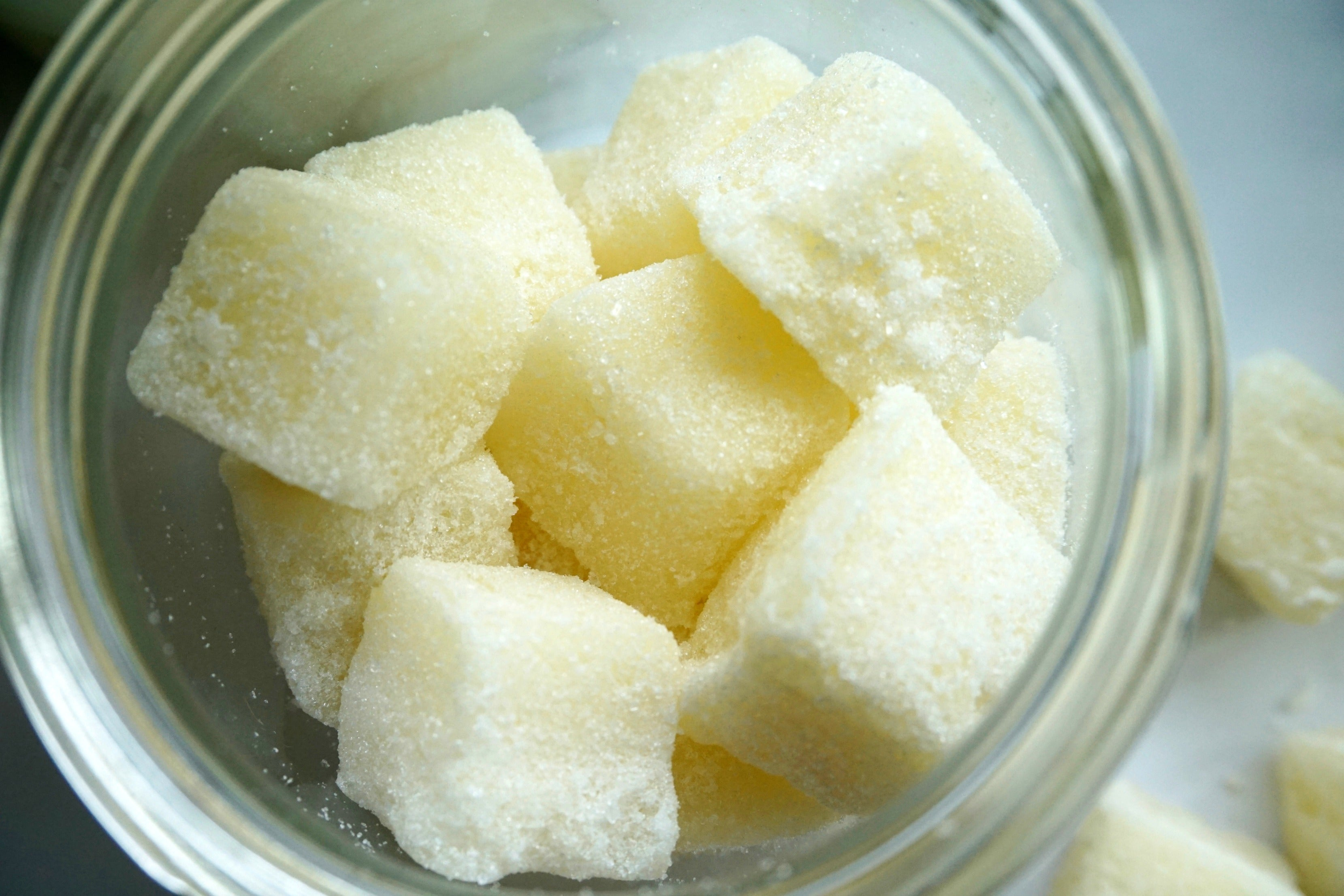 Butter Mint Sugar Scrubs