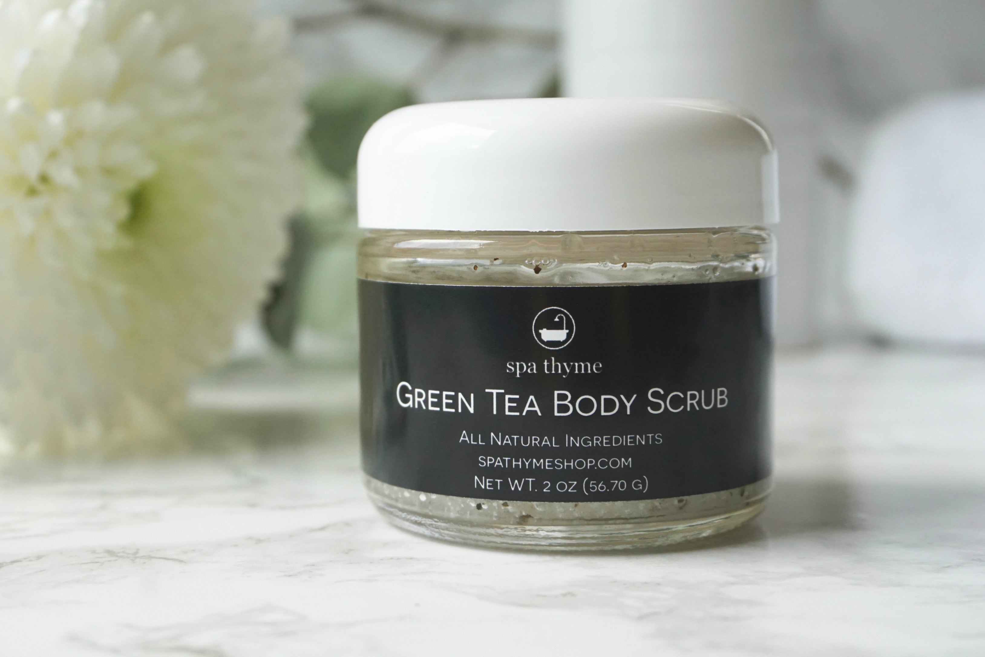 Tea gift set-tea lover gifts- green tea body scrub- honey lip scrub- lemon body scrub-wedding gift