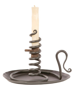 Courting Iron Candle Holder - Penny's Passion's