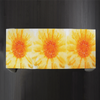 African Daisy Rectangle Tablecloth