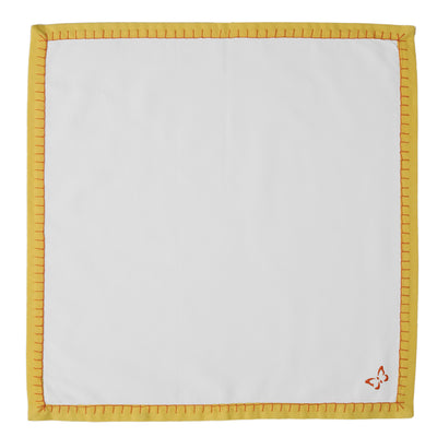 Blueprint Napkin - Yellow/Orange - Awakened Elements