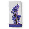 Delphinium Napkin - Awakened Elements