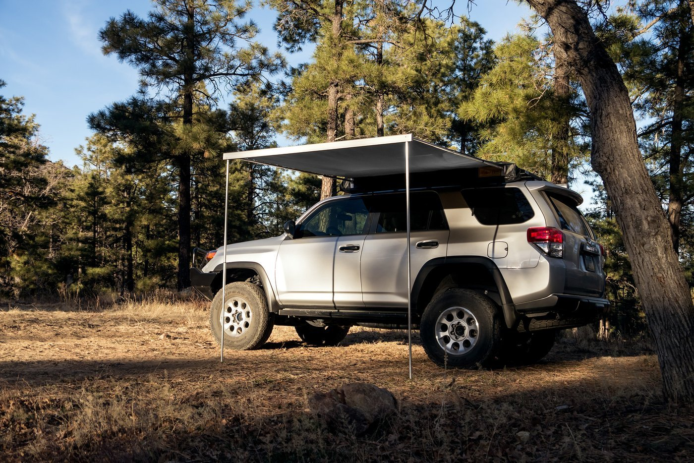 Roof Racks and Awnings