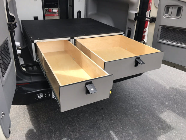 Goose Gear Winnebago Revel Base Drawer System