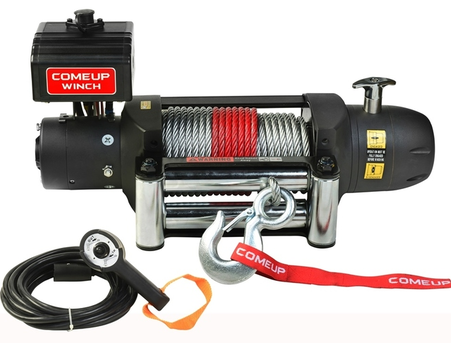 COMEUP Winch Seal GEN2 12.5 (Steel Cable)