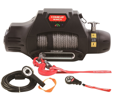 COMEUP Winch Seal GEN2 9.5rsi 12V Winch (Synthetic Line)