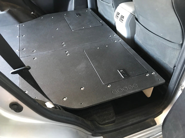 Goose Gear 4Runner 5th Gen 3rd Row Seat Low Profile Plate Based Sleeping Platforms (2010 - Current)