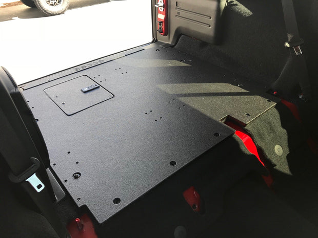 Goose Gear Jeep JLU 4 Door Plate Systems (2018+)