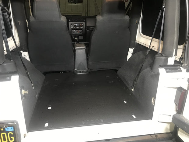 Goose Gear Jeep TJ Plate System