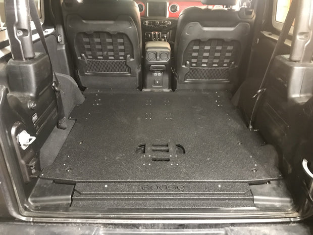 Goose Gear Jeep JL 2 Door Plate Systems (2018+)