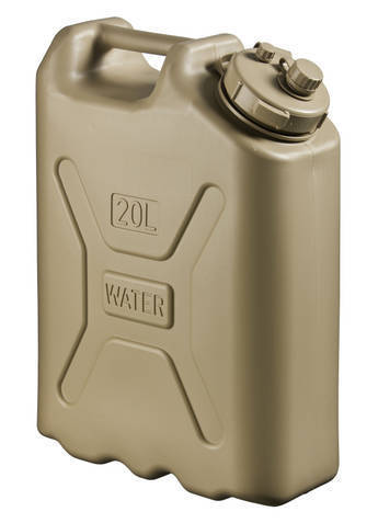 Scepter Military Water Can 20L