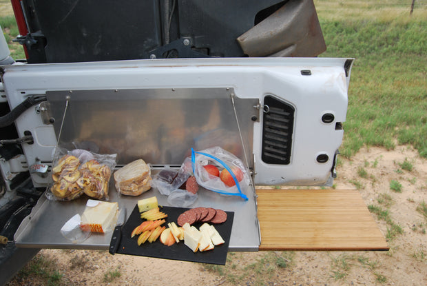 Tailgate Tray Table