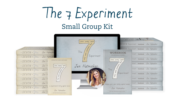 7 Experiment Small Group Kit For 10
