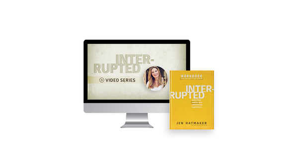 Interrupted Videos + Workbook