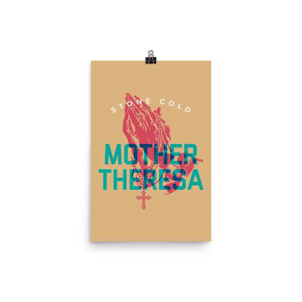 Mother Theresa Poster