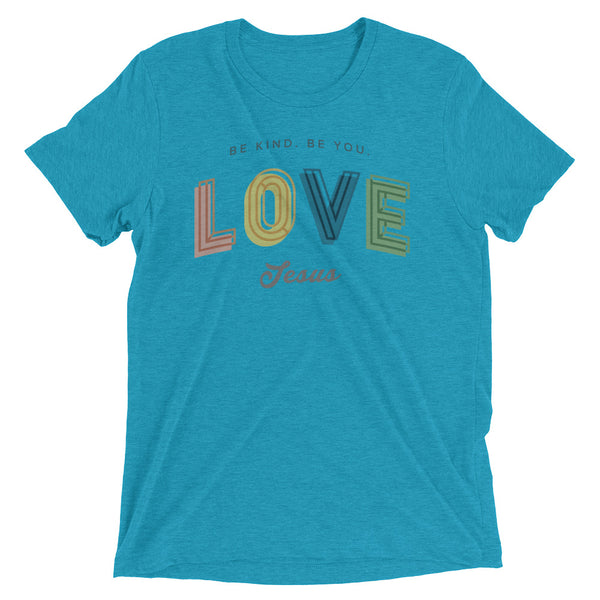 LOVE Jesus Short sleeve t-shirt