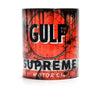 Retro Gulf Supreme Motor Oil Mug
