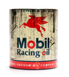 Retro Mobil Racing Motor Oil Mug