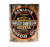 Retro Harley Davidson Genuine Motorcycle Oil Mug