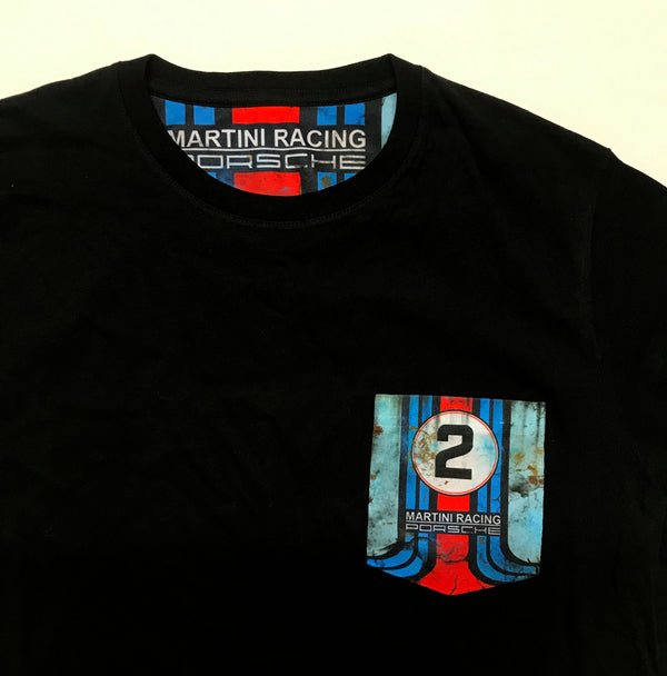 Retro Martini Racing T-Shirt