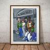 Northern Soul - The Twisted Wheel Print By Stav