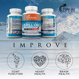 Krill Oil by Pomme Green Nutrition