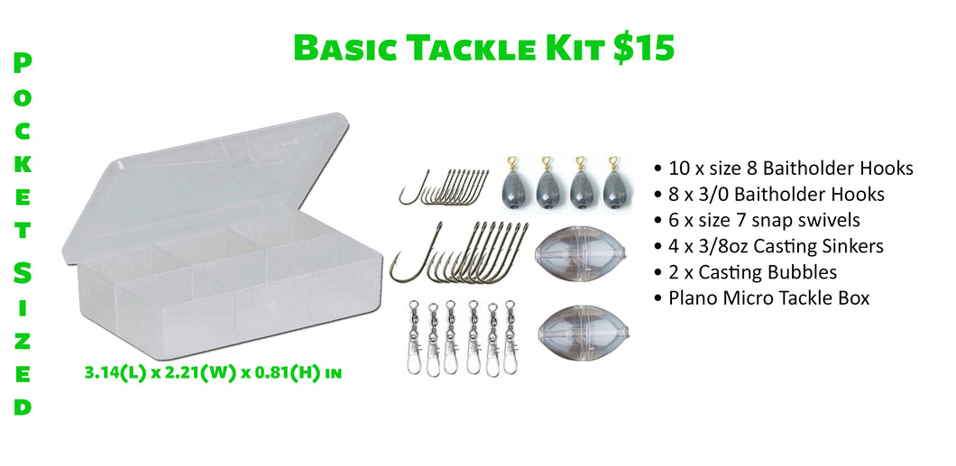 Basic Tackle Kit