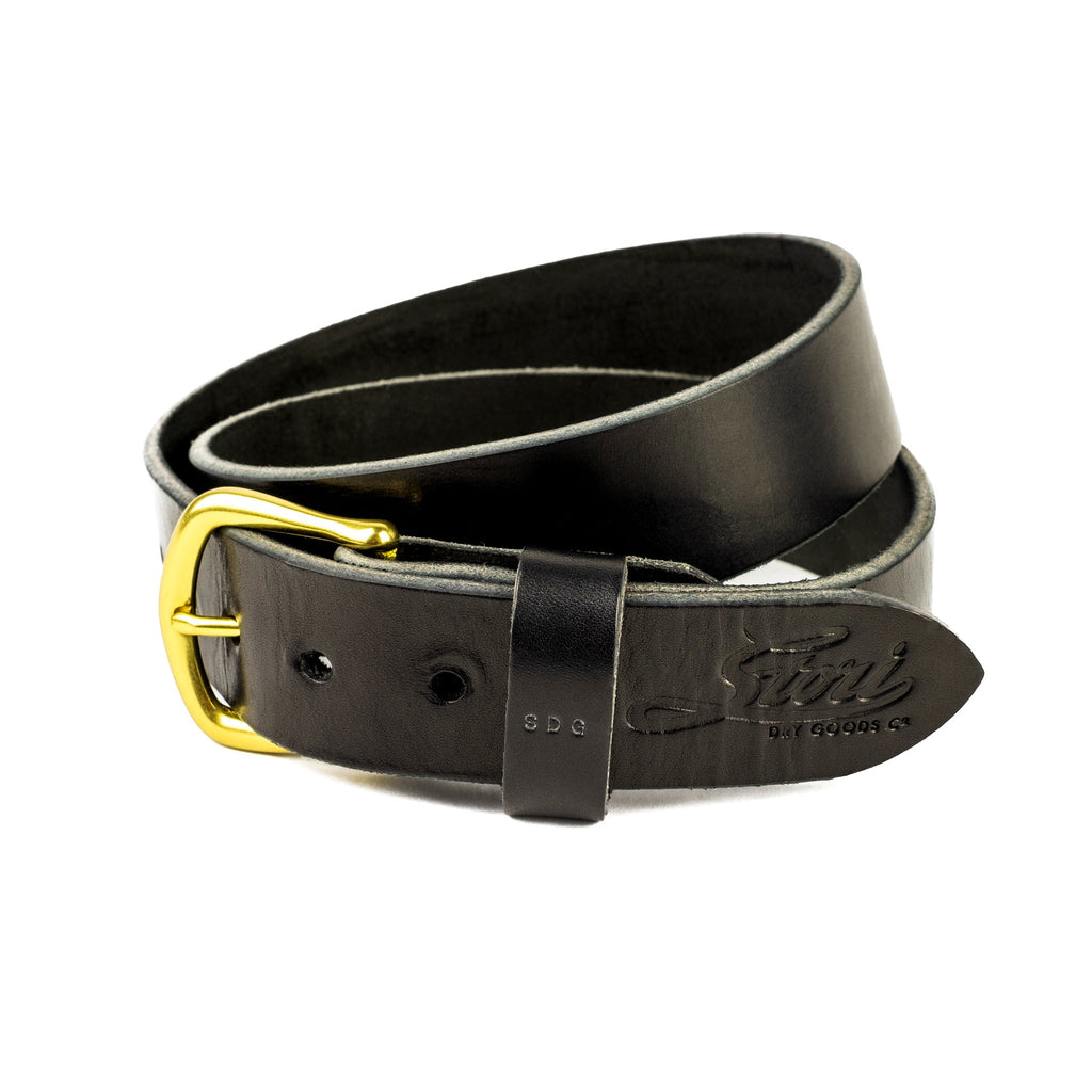Camden Belt - Black